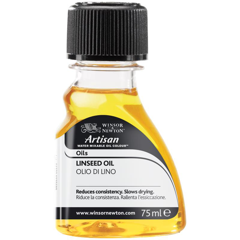 W&N Artisan Linseed Oil 75Ml