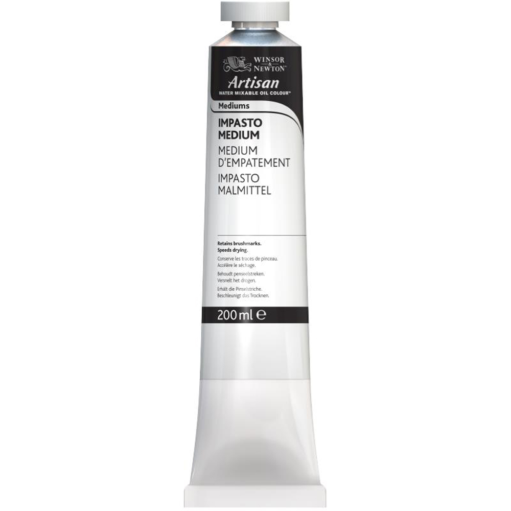 W&N Artisan Impasto Medium 200Ml
