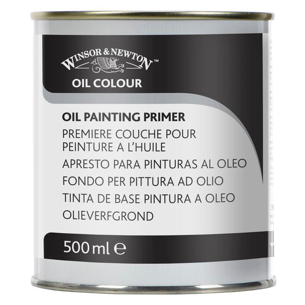 W&N Oil Painting Primer Litre
