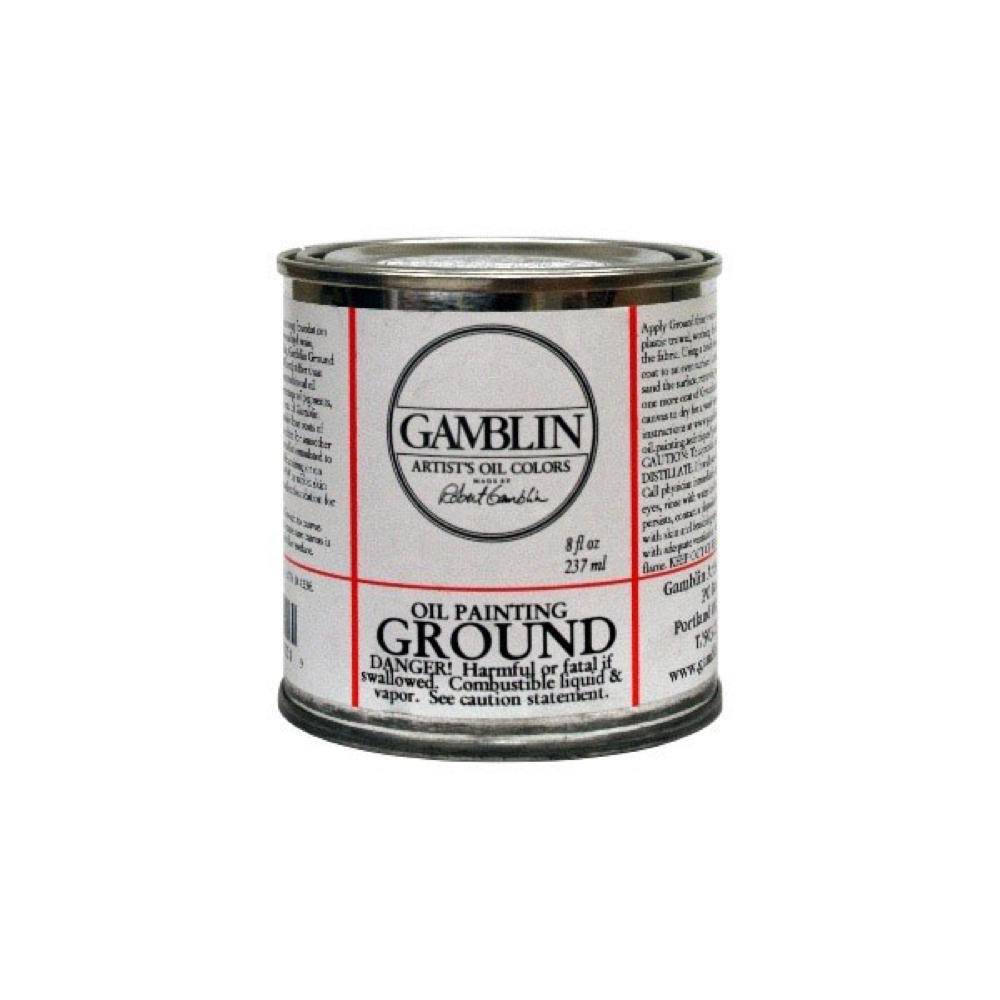 Gamblin Ground 8 Fl Oz *Orm-D