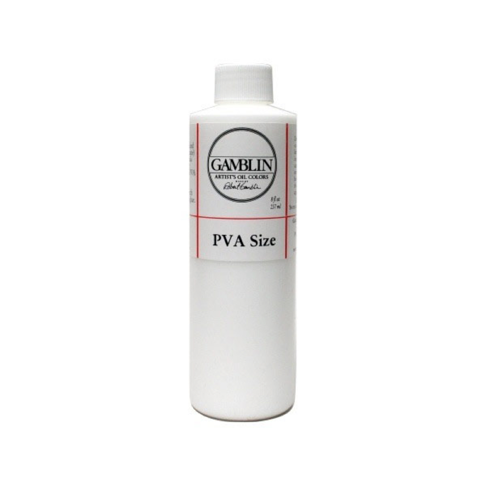 Gamblin Pva Size 8 Fl Oz
