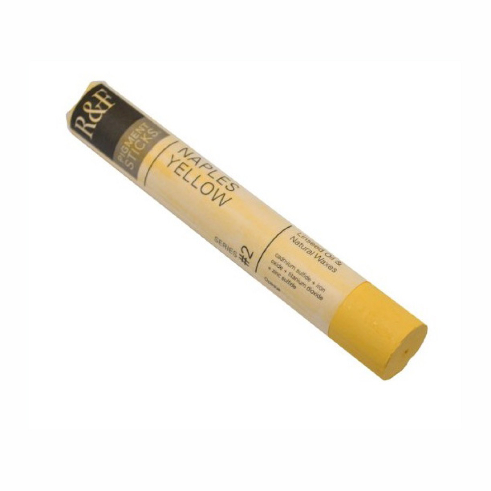 R&F Pigment Stick 38Ml Naples Yellow