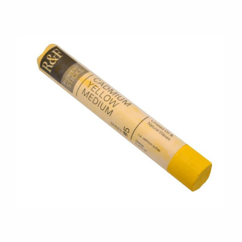 R&F Pigment Stick 38Ml Cadmium Yellow Medium