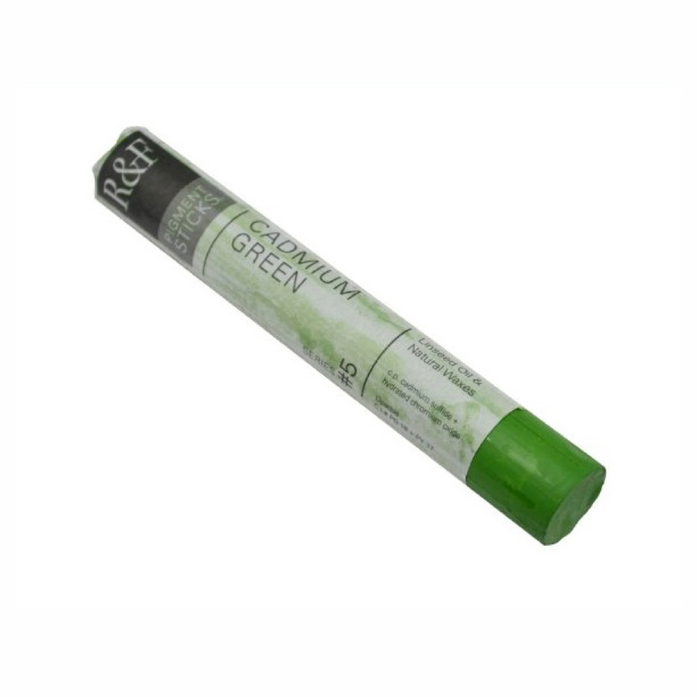 R&F Pigment Stick 38Ml Cadmium Green