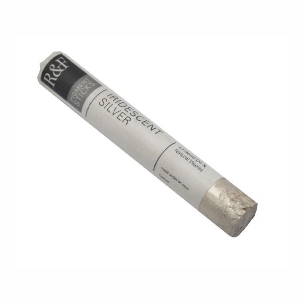 R&F Pigment Stick 38Ml Iridescent Silver