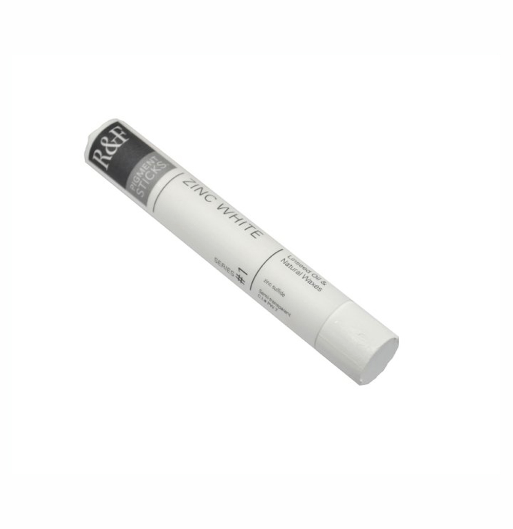 R&F Pigment Stick 38Ml Zinc White