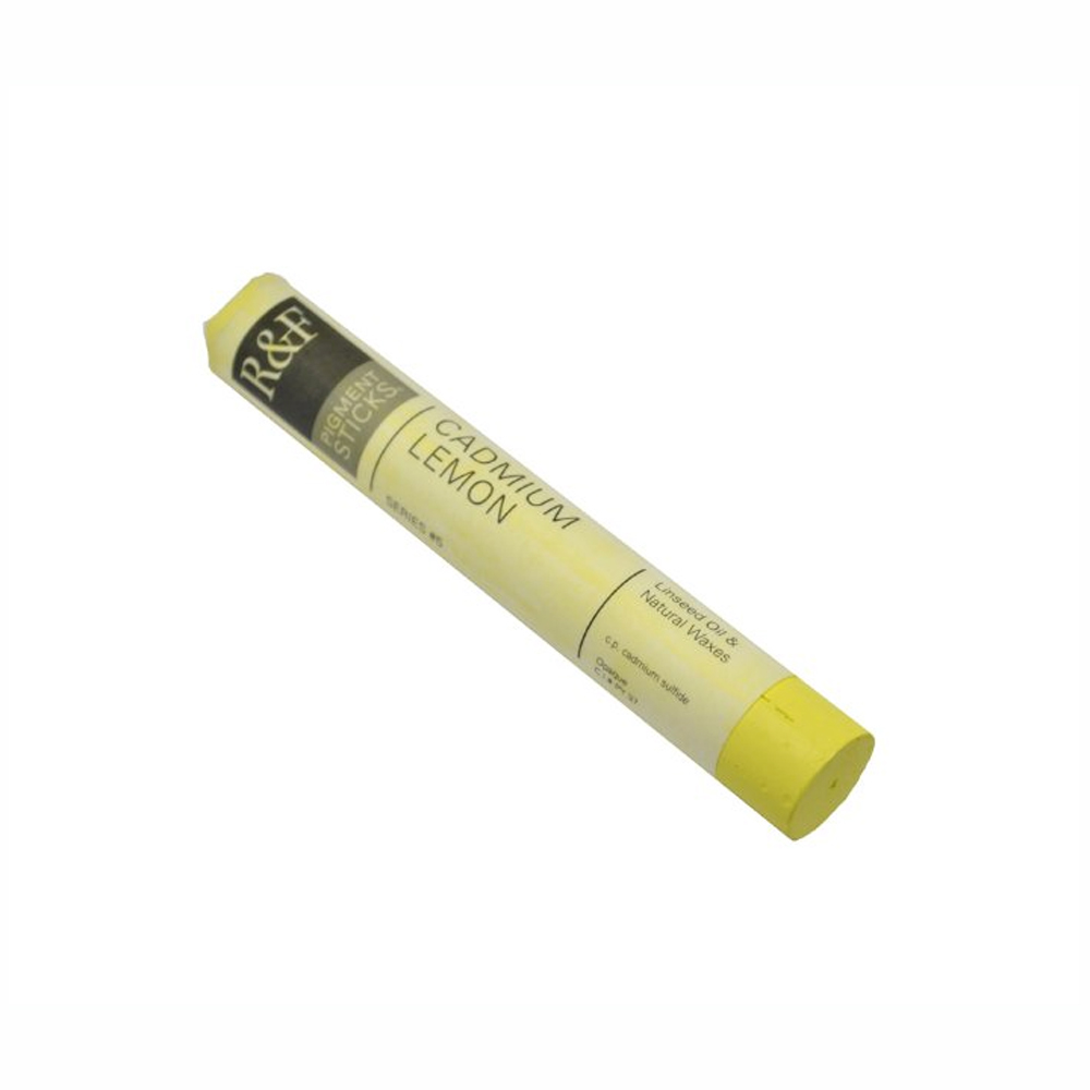 R&F Pigment Stick 38Ml Cadmium Lemon