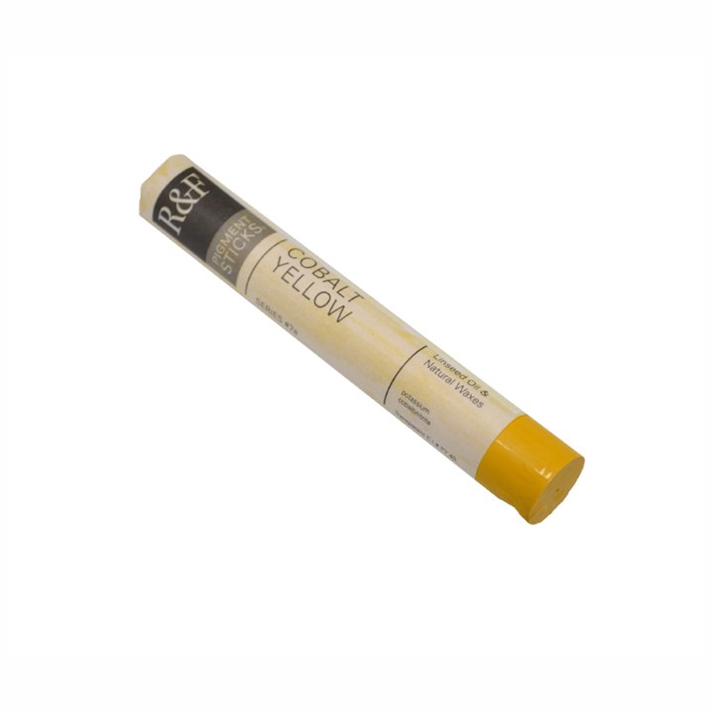 R&F Pigment Stick 38Ml Cobalt Yellow