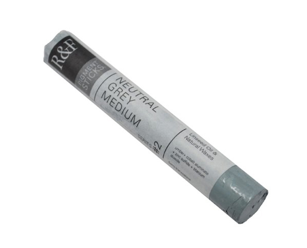R&F Pigment Stick 38Ml Neutral Grey Medium