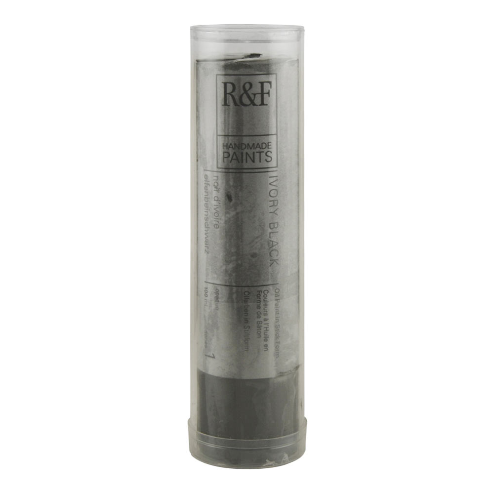 R&F Pigment Stick 100Ml Ivory Black