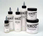Golden Acrylic Mediums