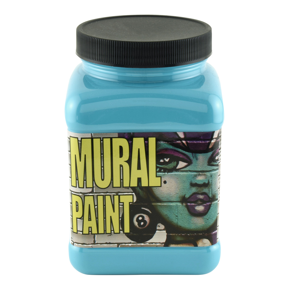 Chroma Mural Paint 16 Oz Calypso
