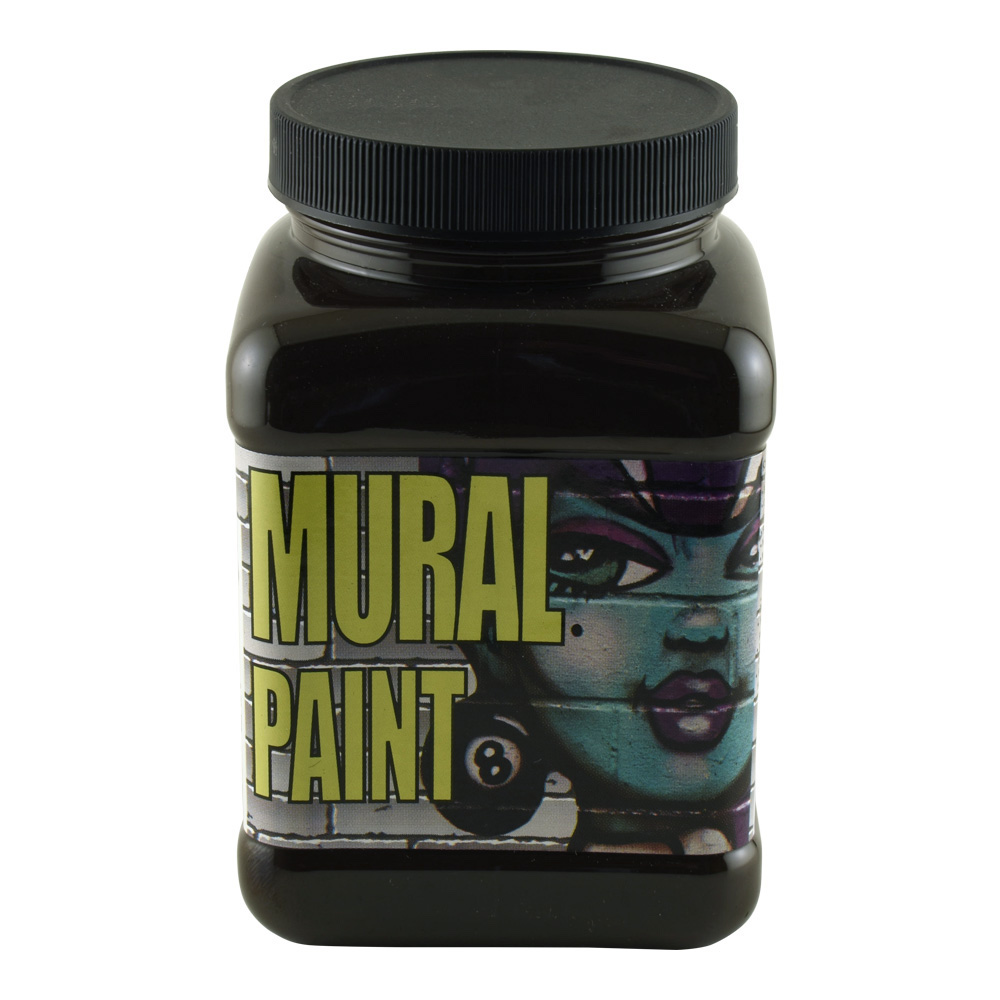 Chroma Mural Paint 16 Oz Mud