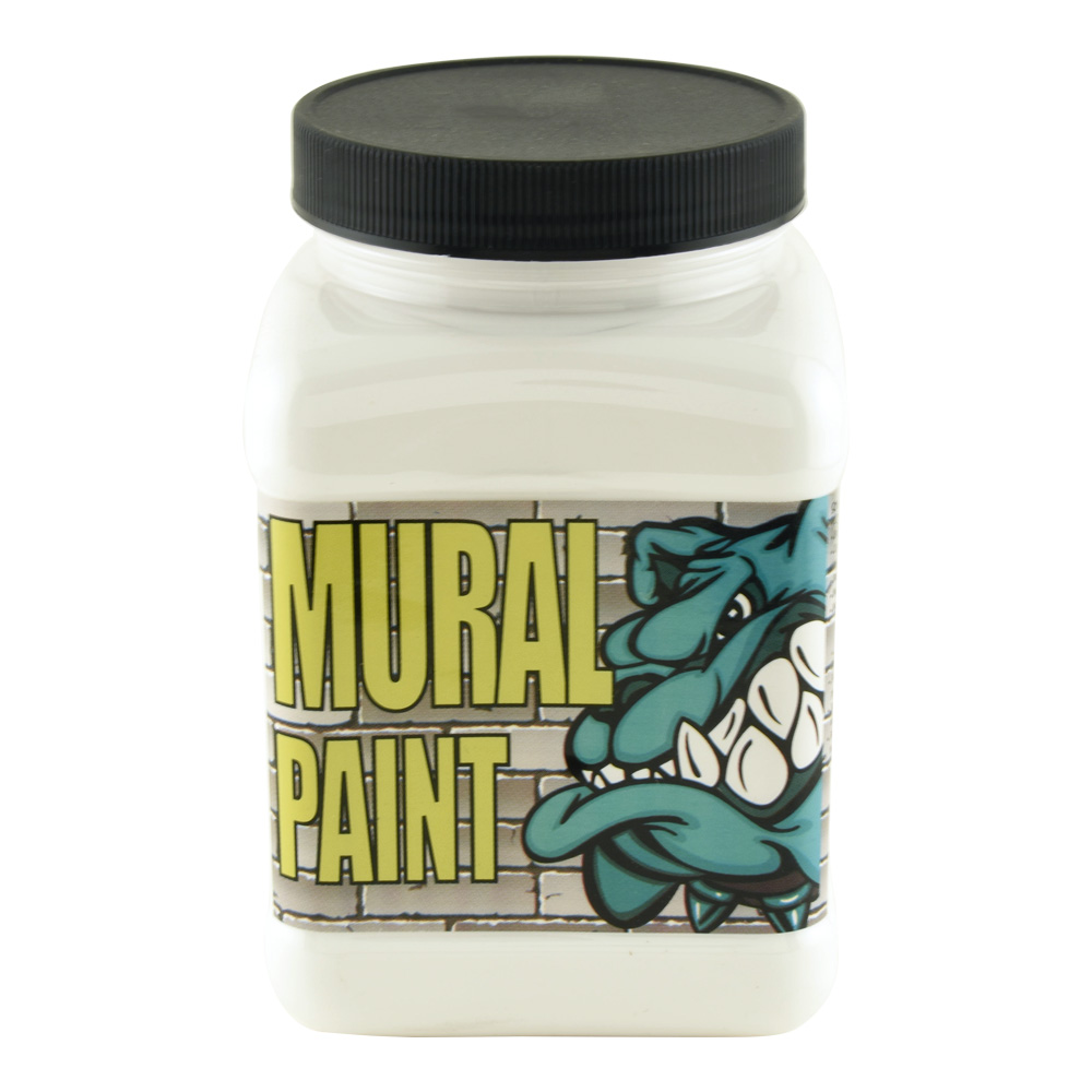 Chroma Mural Paint 16 Oz Polar