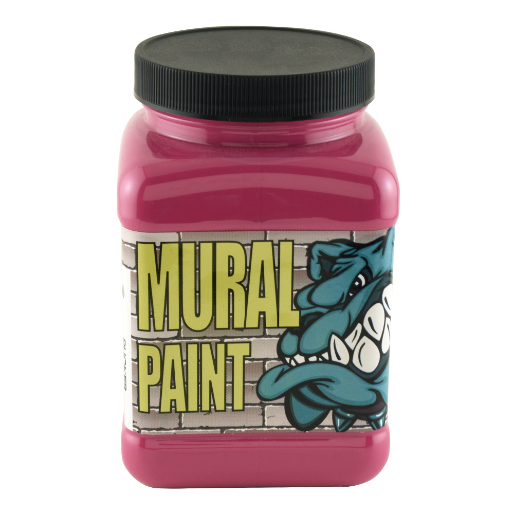 Chroma Mural Paint 16 Oz Pucker
