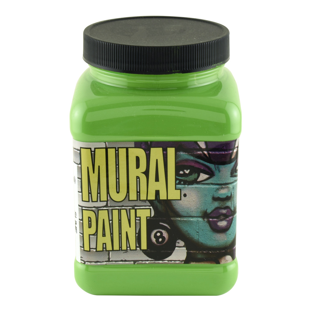 Chroma Mural Paint 16 Oz Slime