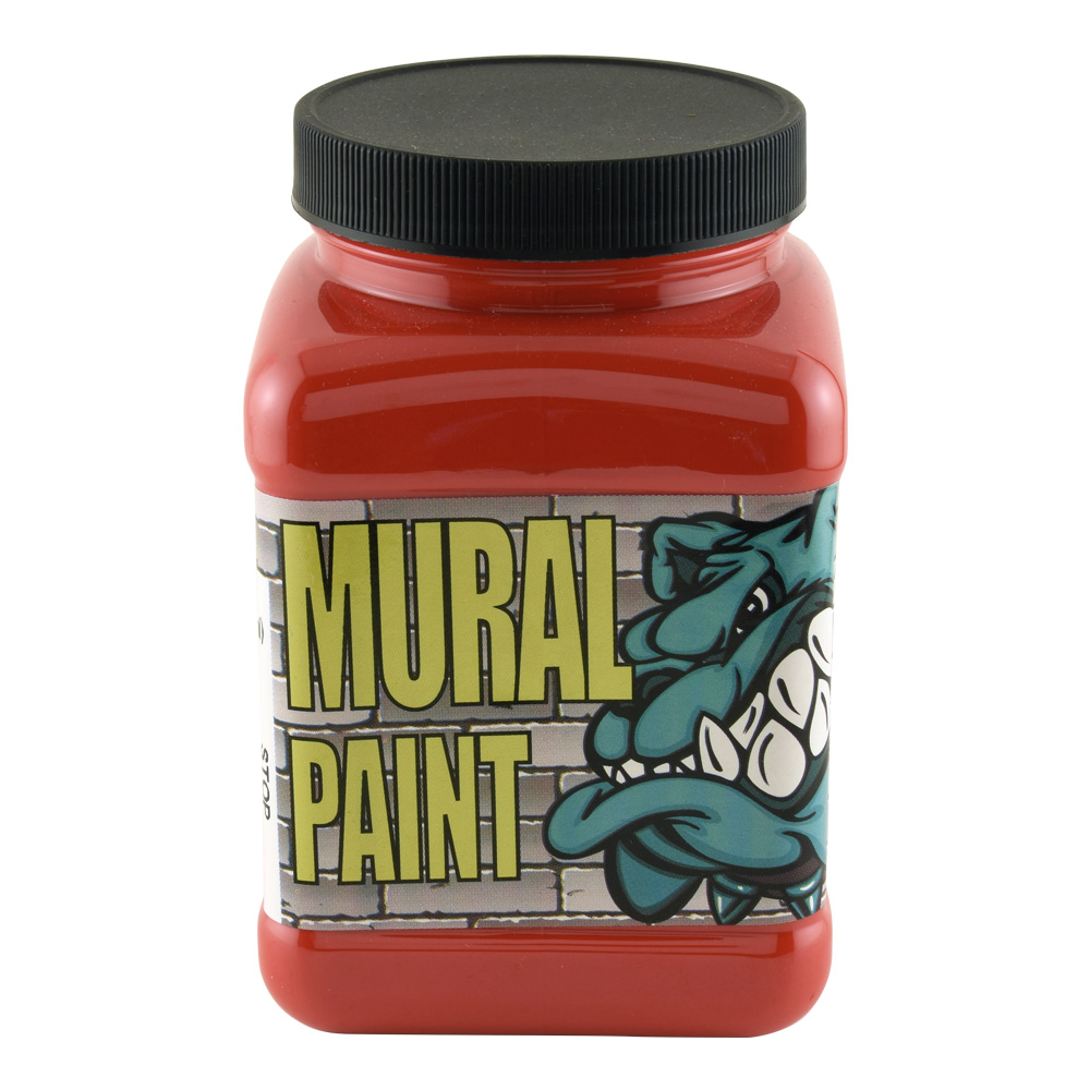 Chroma Mural Paint 16 Oz Stop