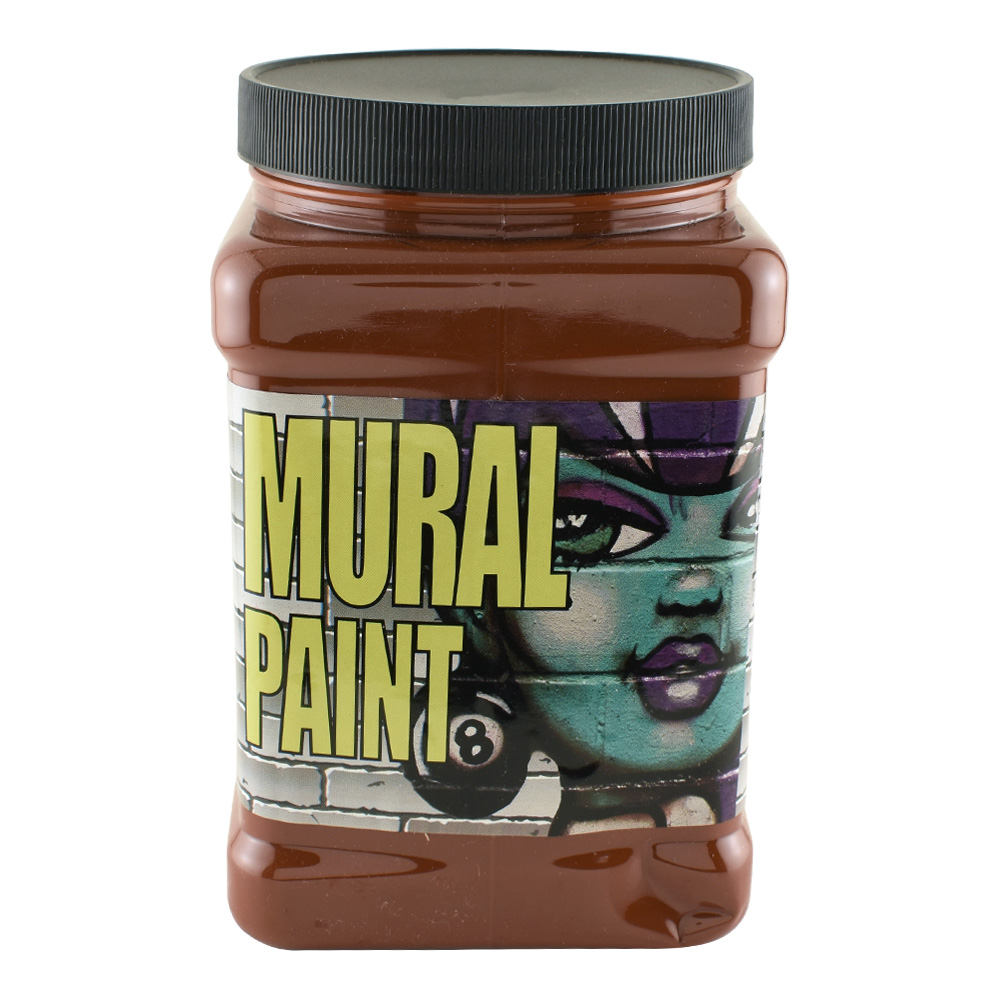 Chroma Mural Paint 1/2 Gal Dirt