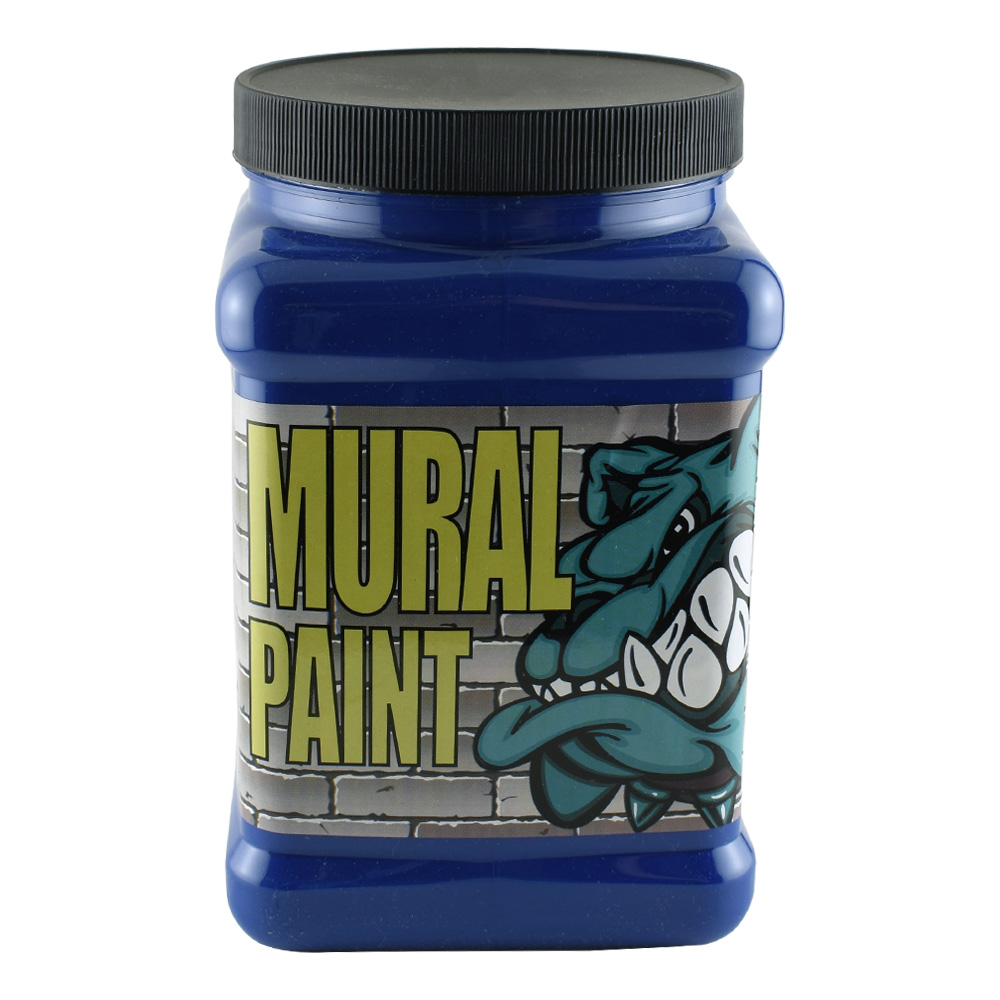 Chroma Mural Paint 1/2 Gal Ice