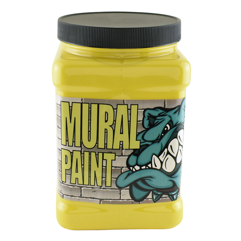 Chroma Mural Paint 1/2 Gal Scorched