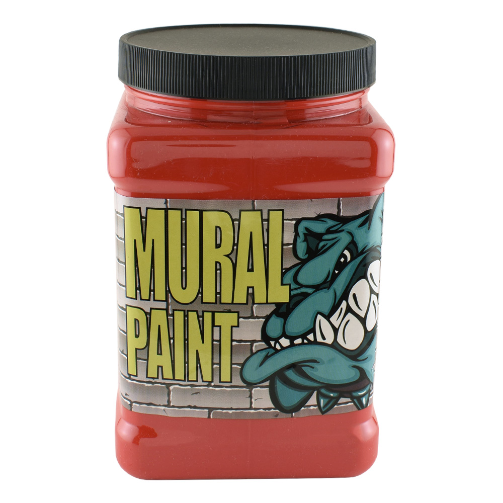 Chroma Mural Paint 1/2 Gal Stop