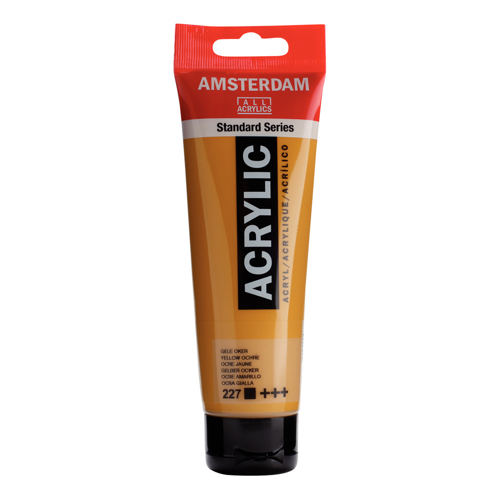Amsterdam Acrylic 120Ml Yellow Ochre