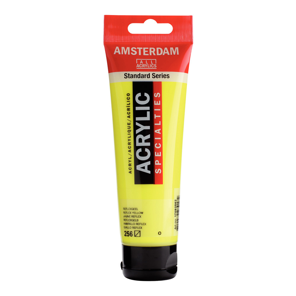 Amsterdam Acrylic 120Ml Reflex Yellow