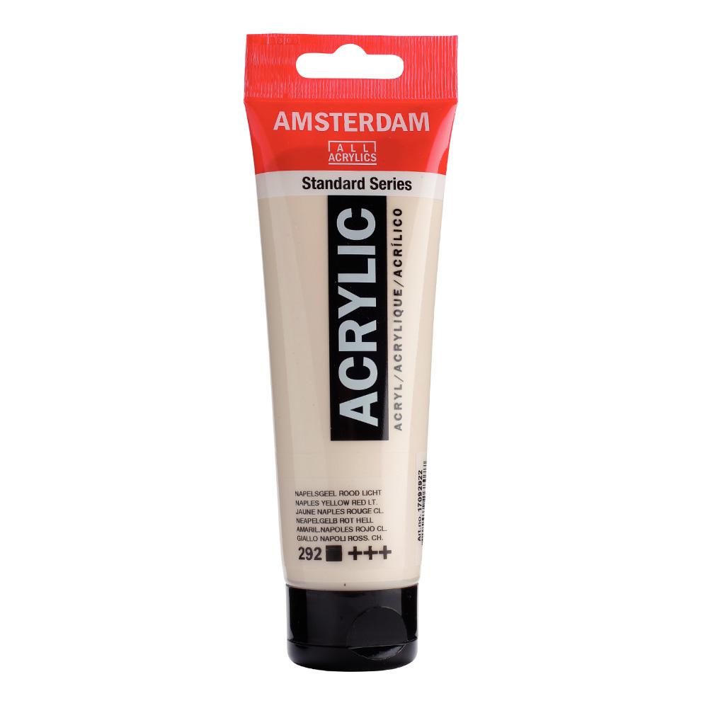 Amsterdam Acrylic 120Ml Naples Yellow Red Lt