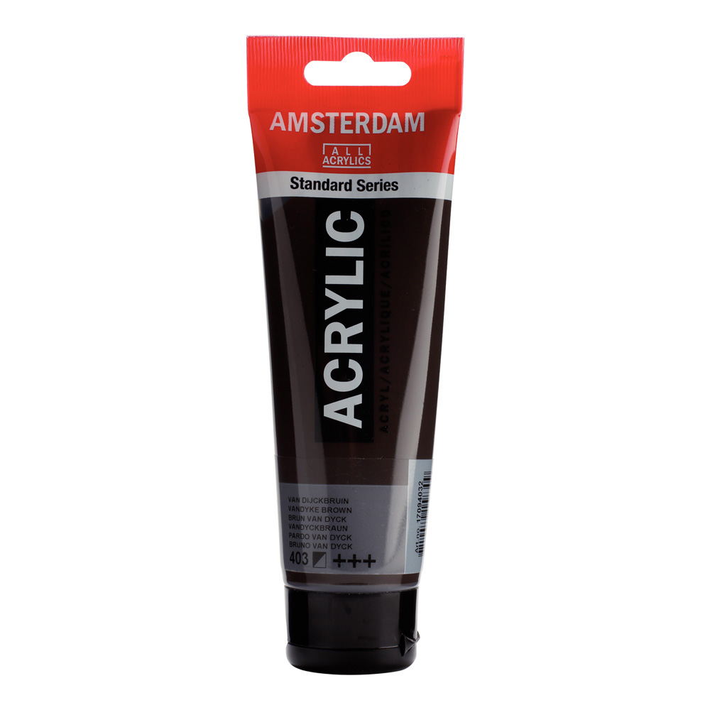 Amsterdam Acrylic 120Ml Van Dyke Brown