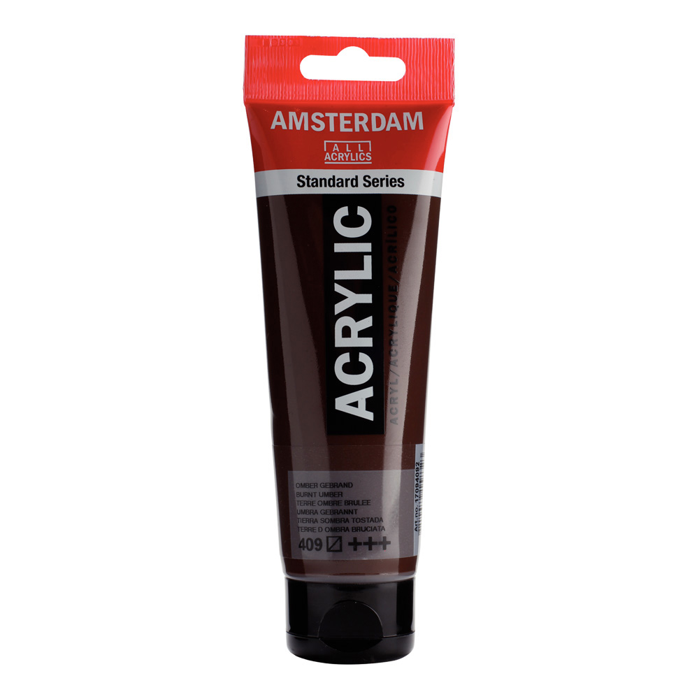 Amsterdam Acrylic 120Ml Burnt Umber