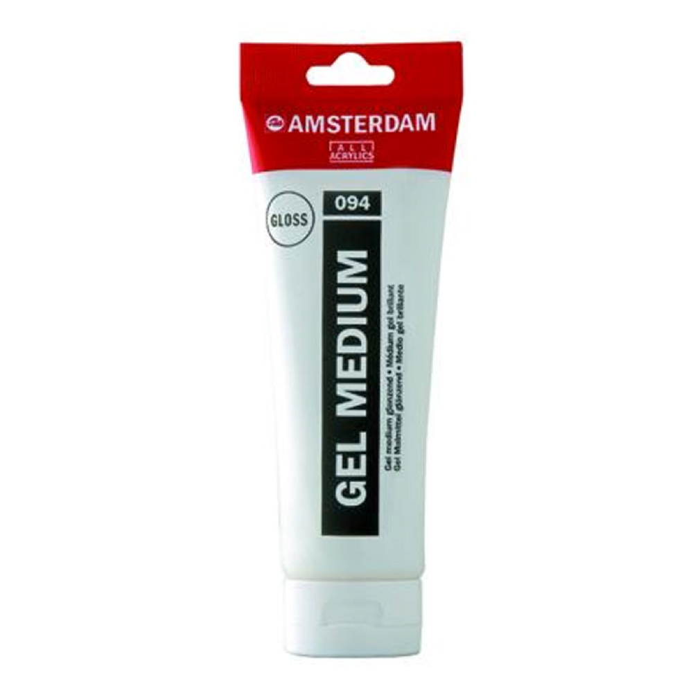 Amsterdam Gel Medium Glossy 250Ml
