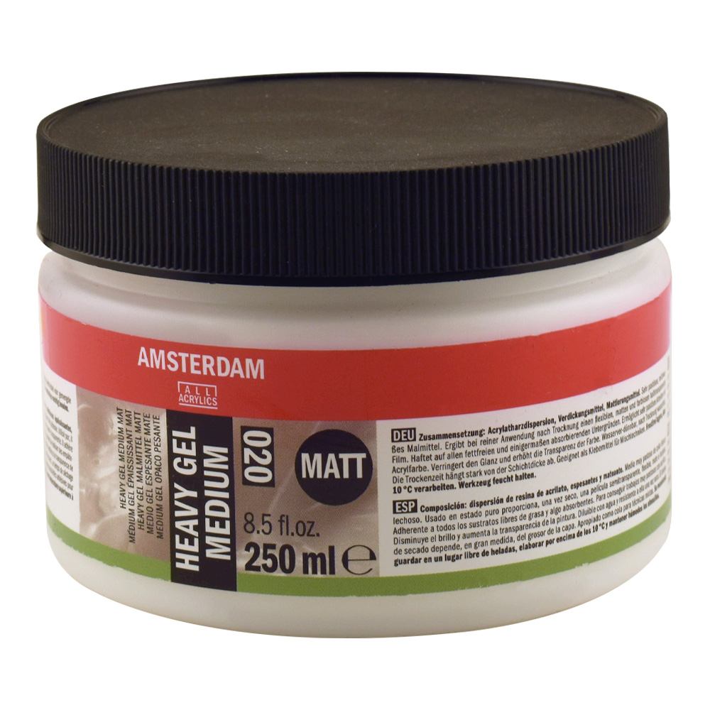 Amsterdam X-Heavy Gel Medium Matte 250Ml