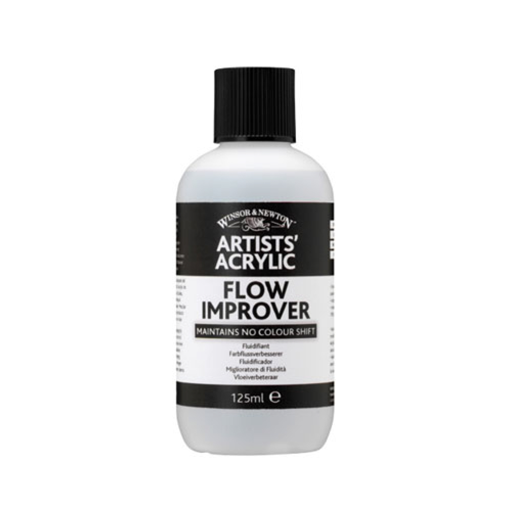 W&N Artist Acrylic Flow Improver 125Ml