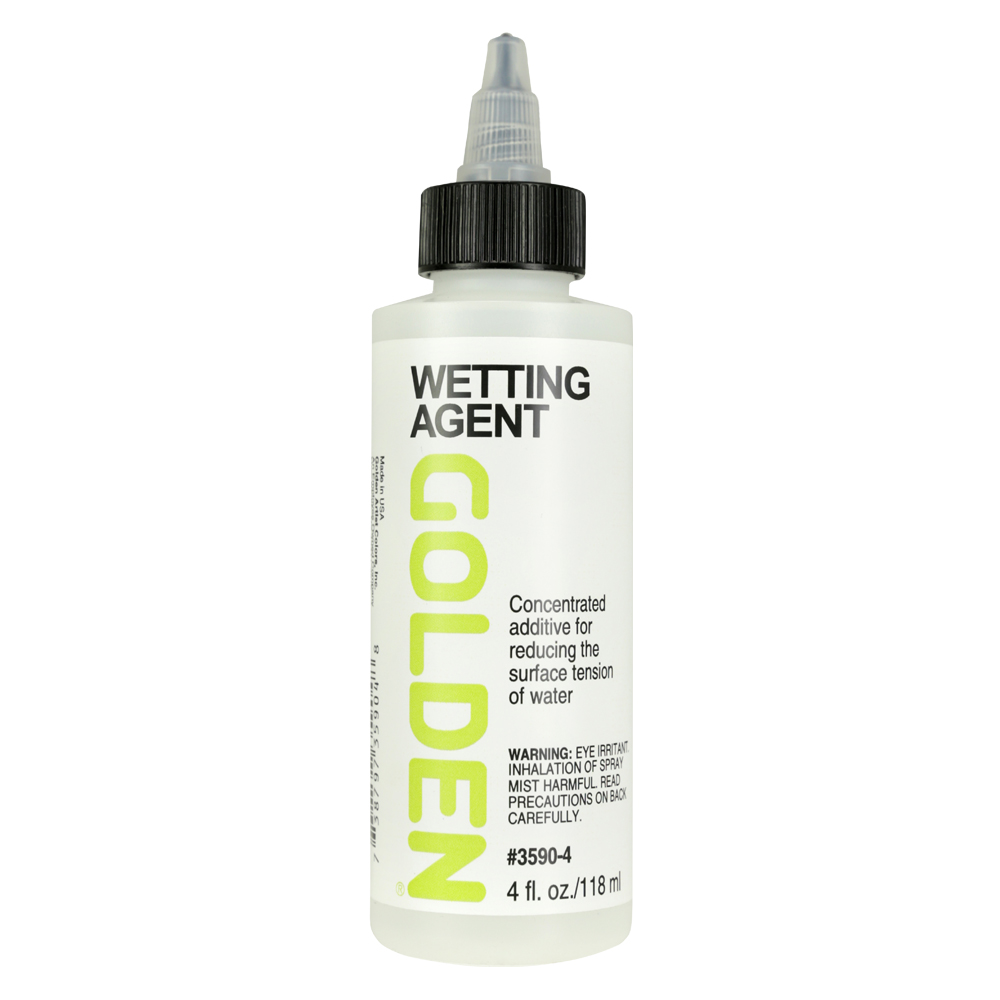 Golden Acrylic Medium Wetting Agent 4oz