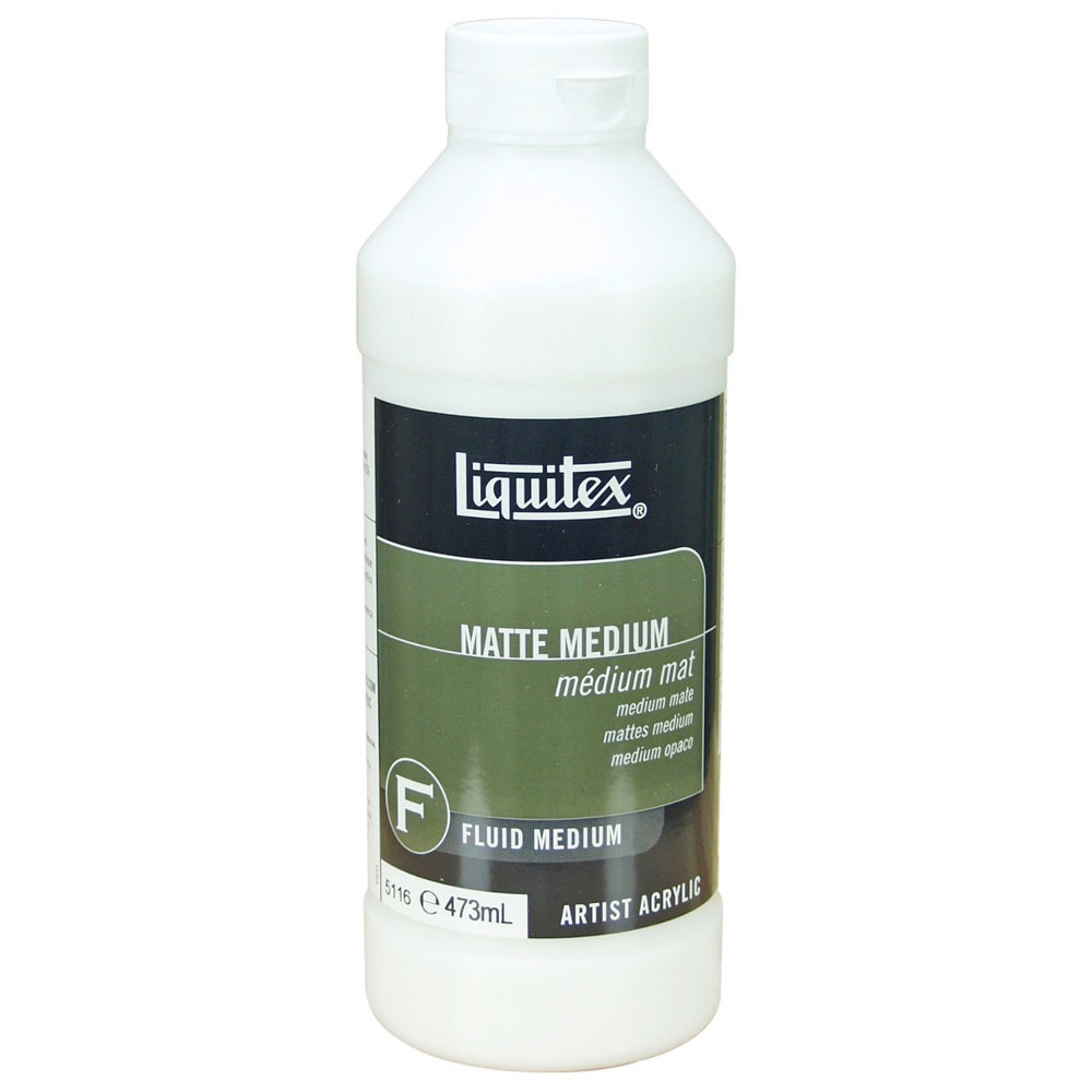 Liquitex Matte Medium 16 Oz