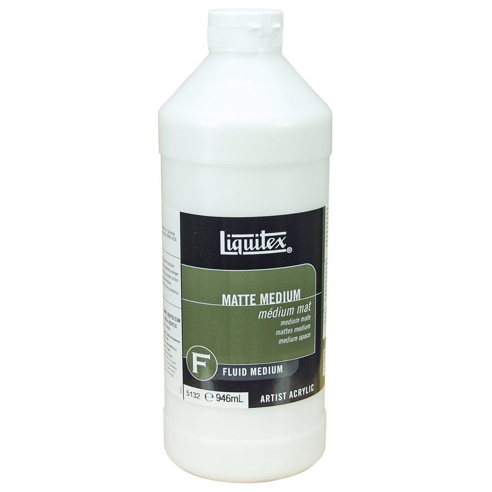 Liquitex Matte Medium 32 Oz