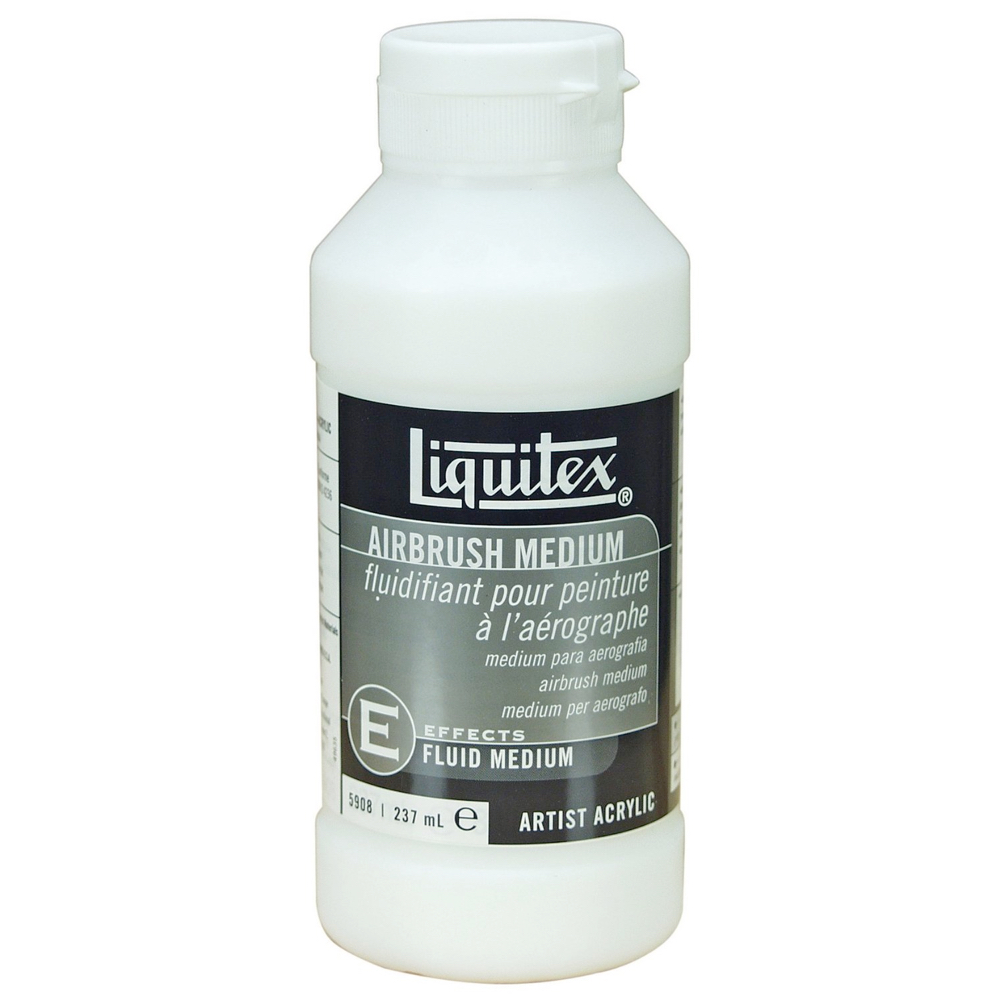 Liquitex Airbrush Medium 8 Oz
