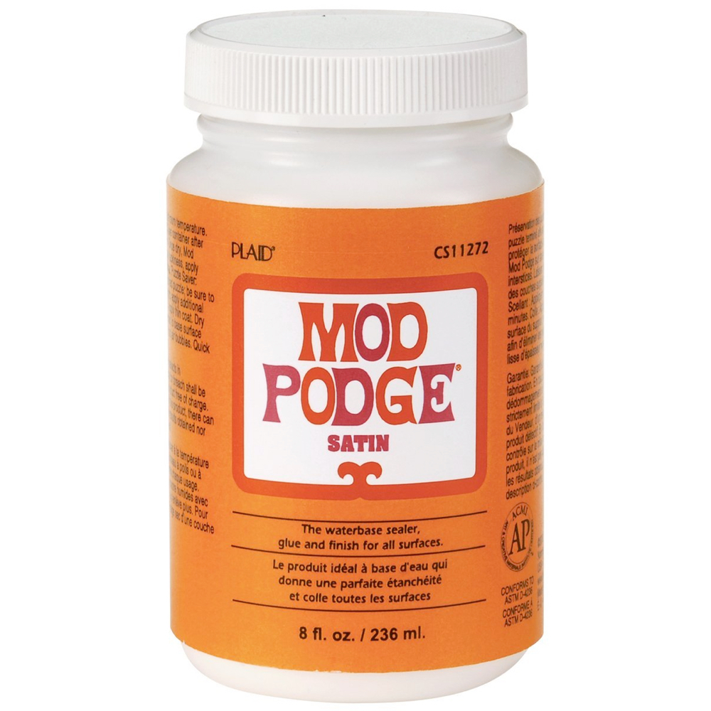 Mod Podge Satin 8 Oz