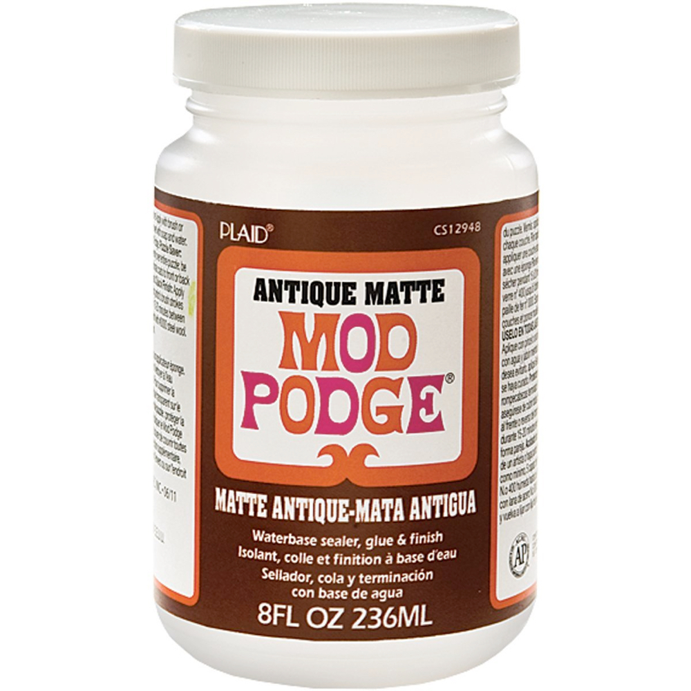 Mod Podge Antique Matte 8 Oz