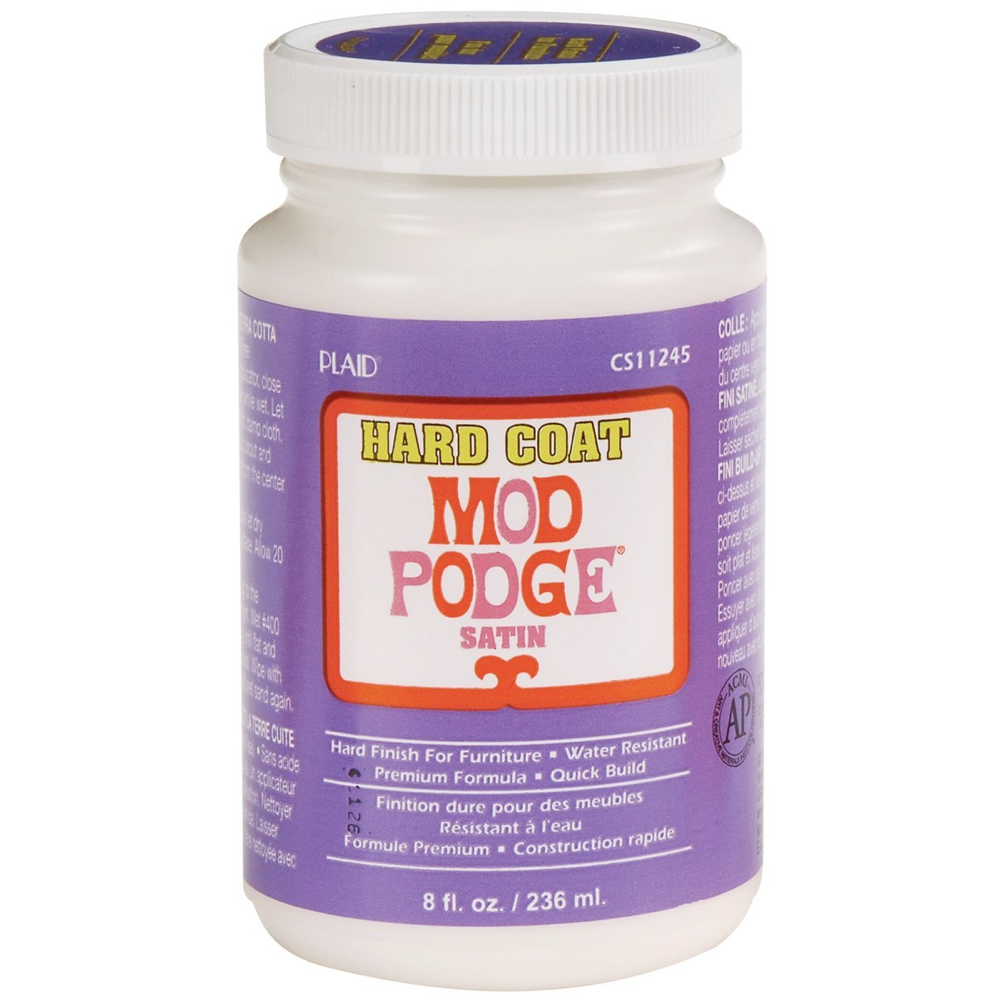 Mod Podge Hard Coat 8 Oz