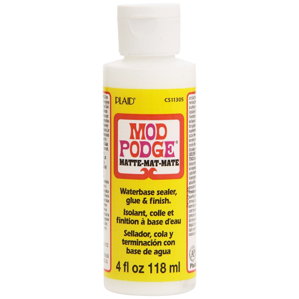 Original Mod Podge Matte 4 Oz