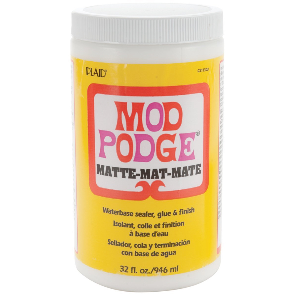 Original Mod Podge Matte 32 Oz