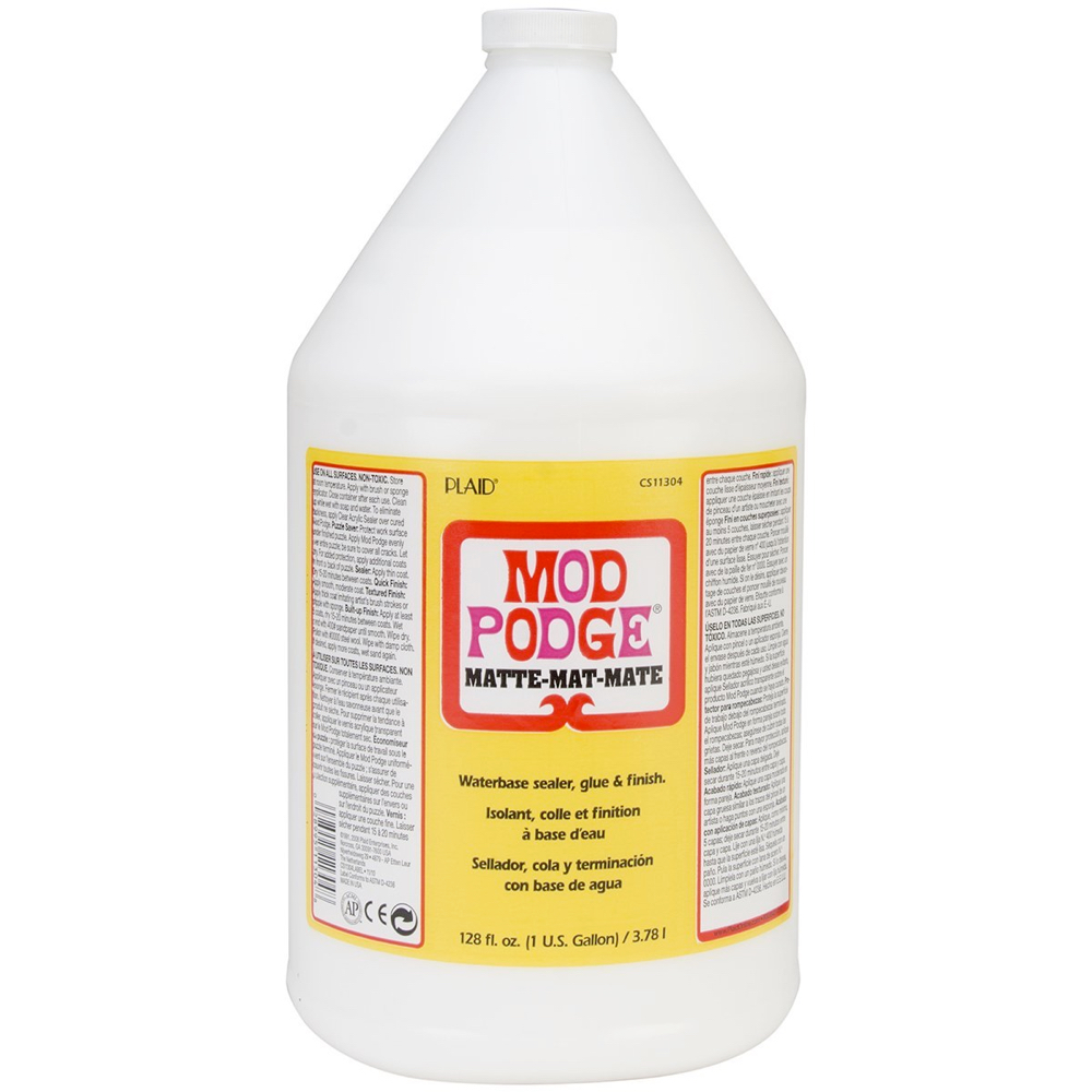 Original Mod Podge Matte Gallon