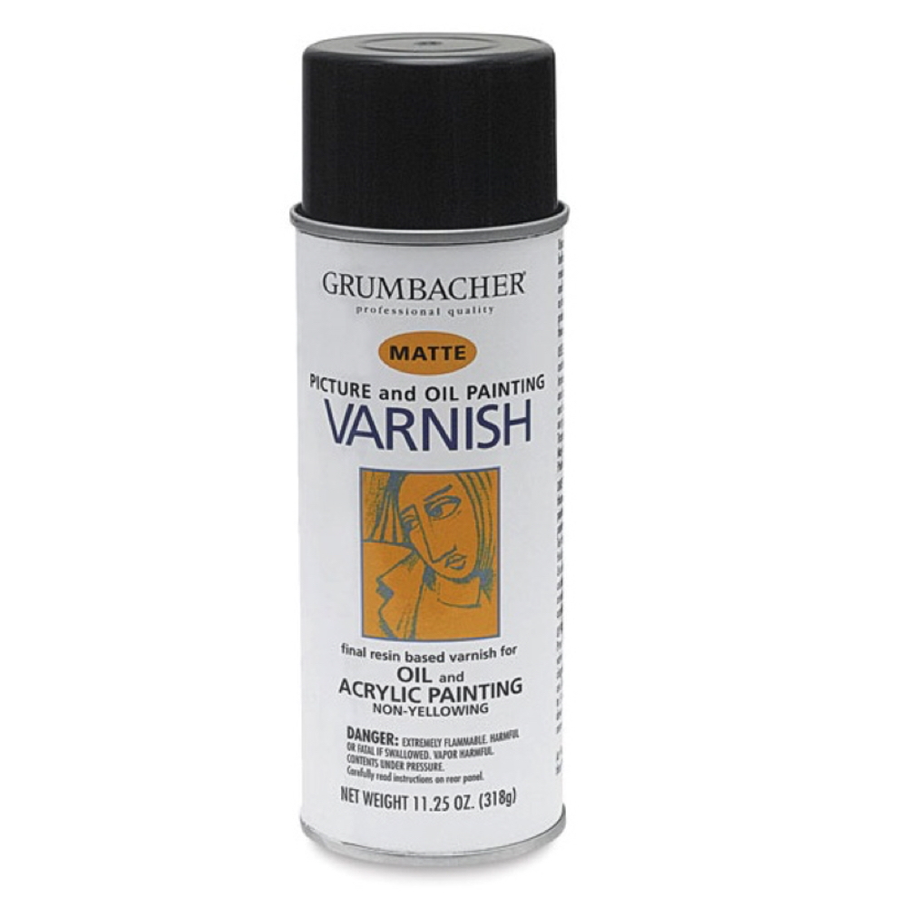 Grumbacher Varnish