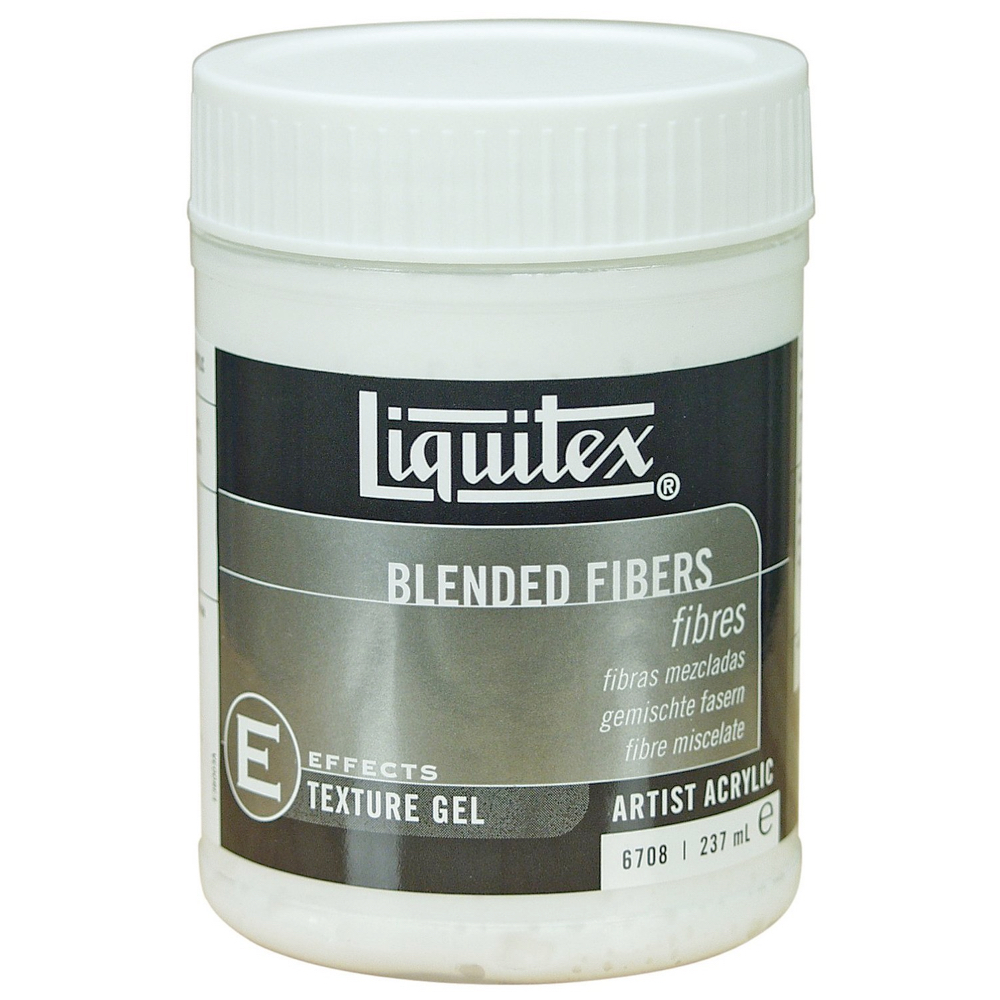 Liquitex Texturegel Blended Fibers 8 Oz