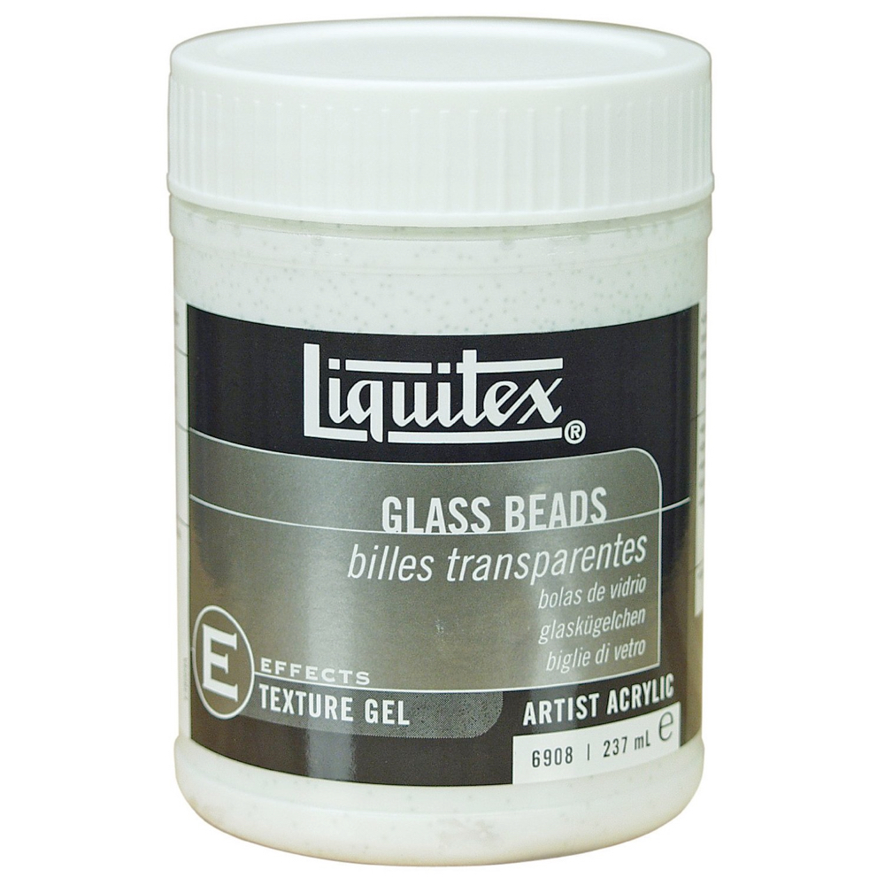 Liquitex Texturegel Glass Beads 8 Oz