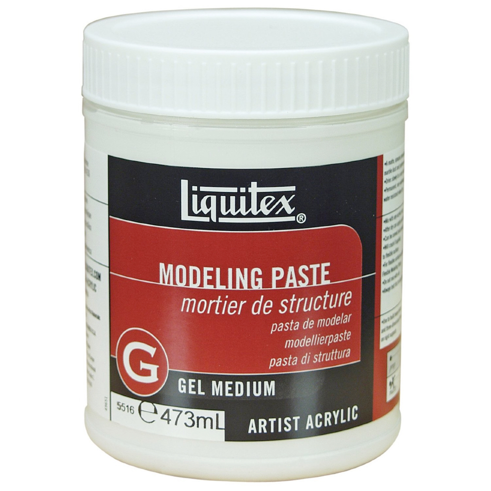 Liquitex Modeling Paste 16 Oz