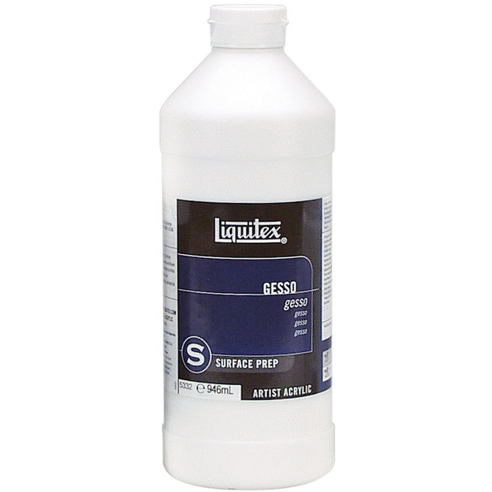 Liquitex Gesso 32 Oz White