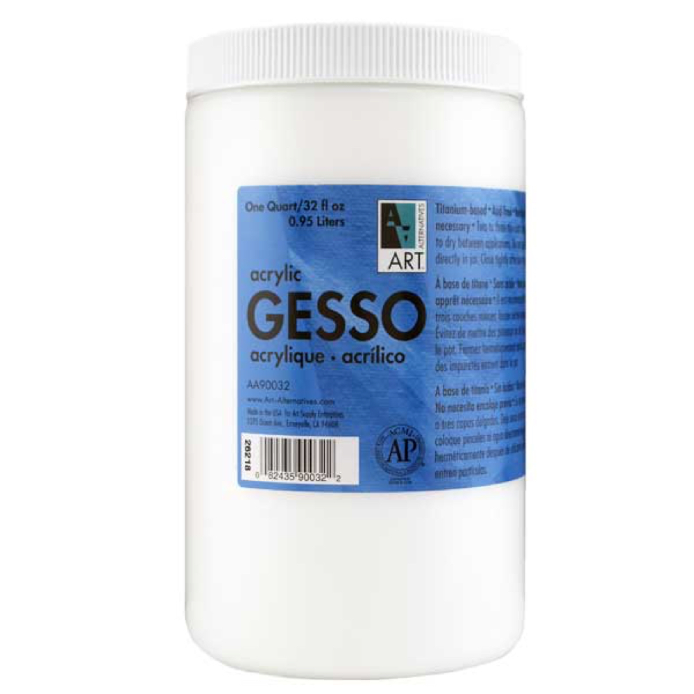 Art Alternatives Gesso 32 Oz