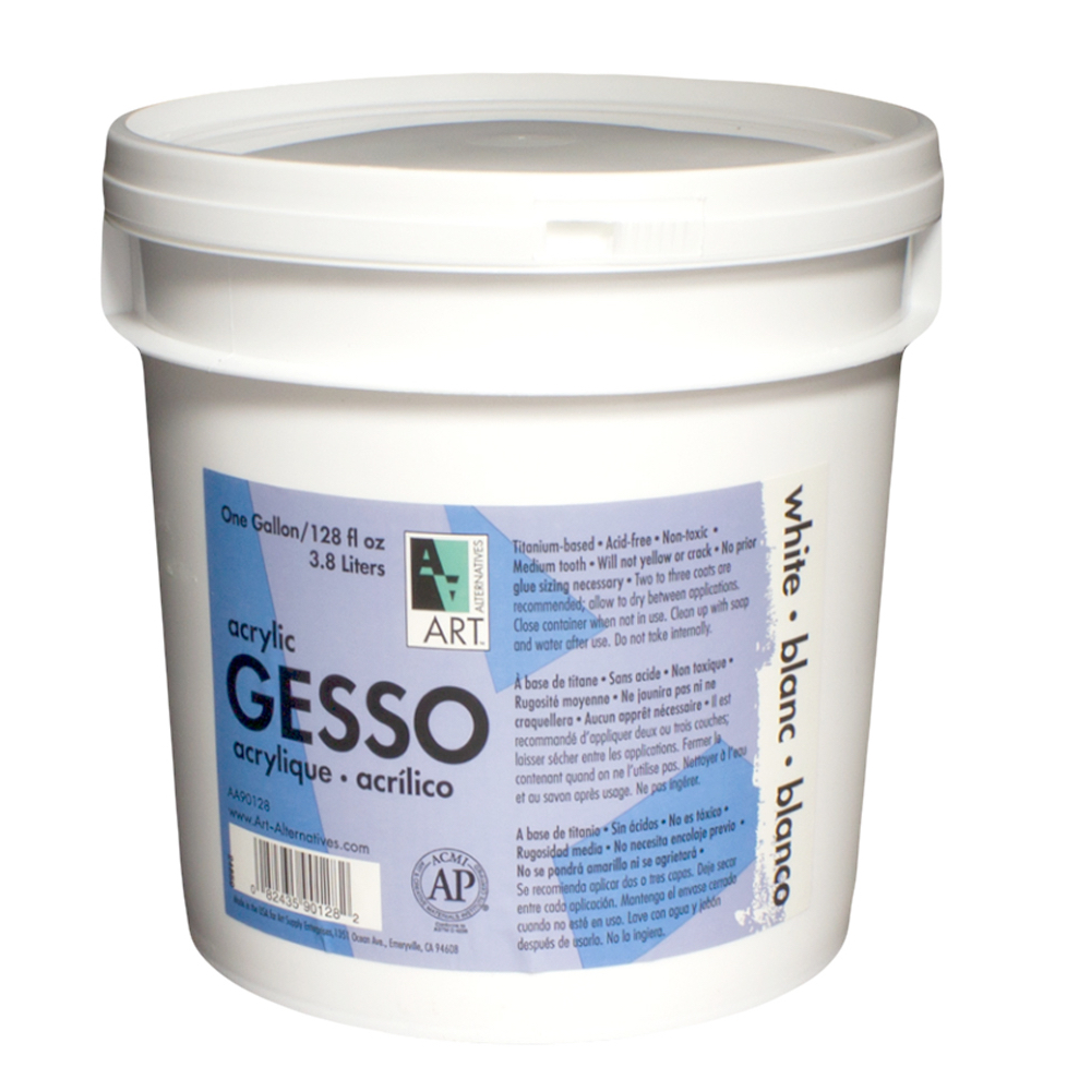 Art Alternatives Gesso Gallon